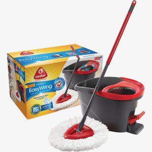 3 300x300 - Fast-n Easy Broom w/ Dust Pan