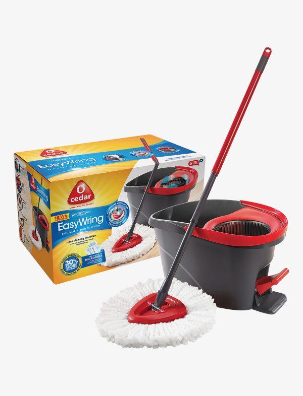 3 600x786 - Fast-n Easy Broom w/ Dust Pan